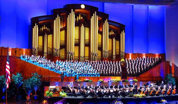 LDS Mormon Tabernacle Choir