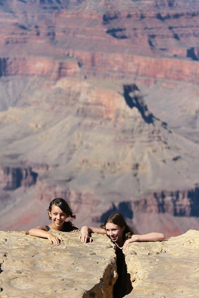 Colorado canyon south rim