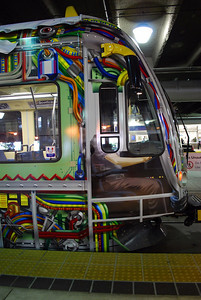 Light Rail, Under the Mall of America, Minneapolis, MN. ©JLCramerPhotography 2008