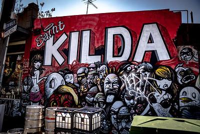 Saint Kilda StreetArt