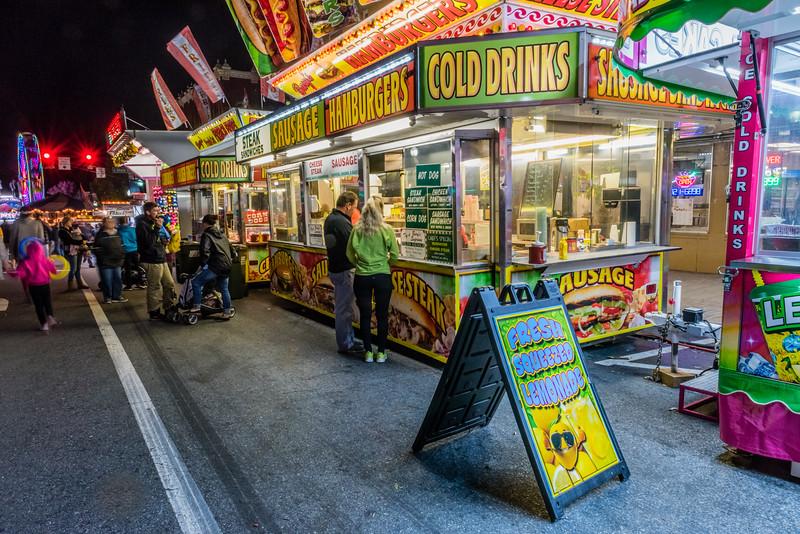 Food at the Fair