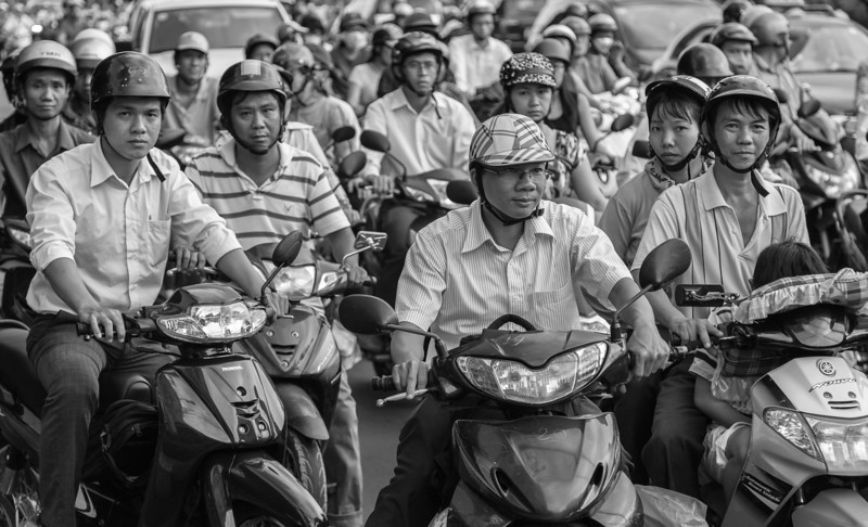 Saigon<br /> <br /> Saigon, Vietnam