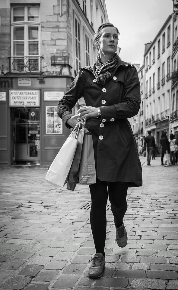 Shopping In Marais