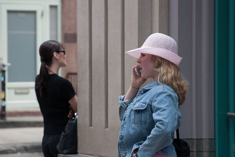 Street talkers