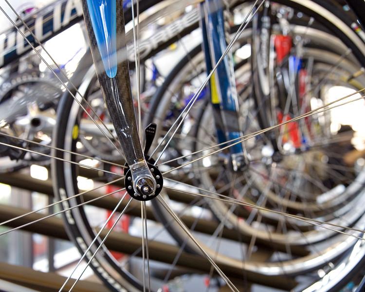 The Bike Seller