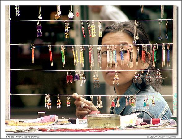 Jewelry Seller