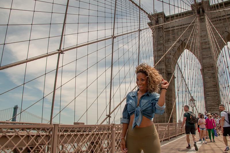 Girl Posing on the Brooklyn Bridge.jpg