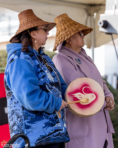 Elders speak at International Women's Day
