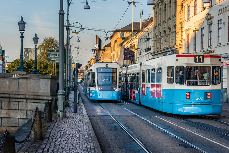 Gothenburg Street Cars