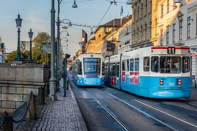 Gothenburg Street Cars