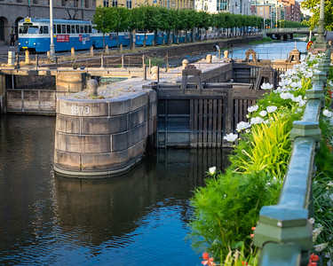 Canals, Gothenburg, Sweden