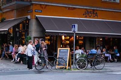 Night Cafe, Copenhagen