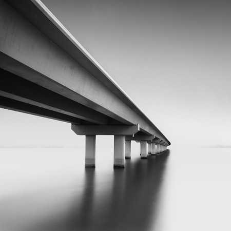Bridge to mystery island