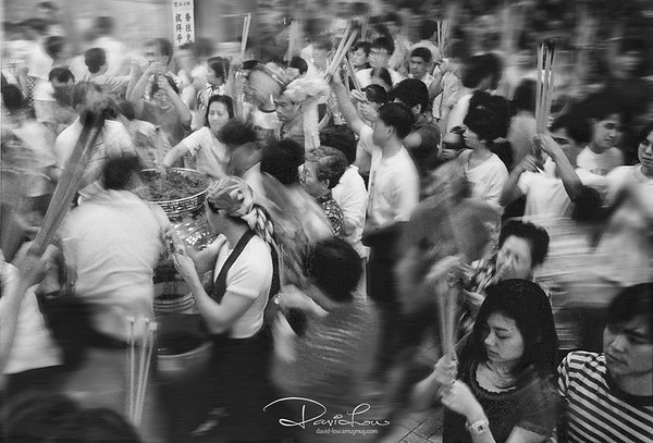 Chinese New Year devotees (4)