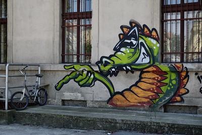 in Zagreb, Croatia