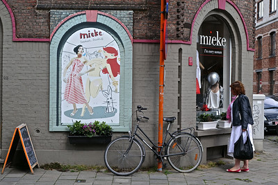 mieke - I'm every woman - Bruges, Belgium