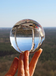 Reb's Crystal Ball, Teufelsberg, Berlin