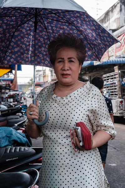 Khlong Toei Market, Bangkok
