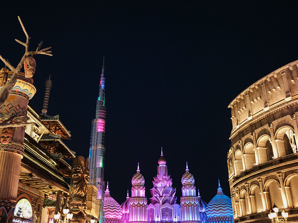 Global Village, Dubai 2019
