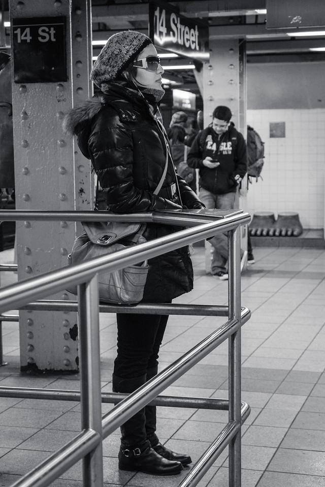 14th street Subway