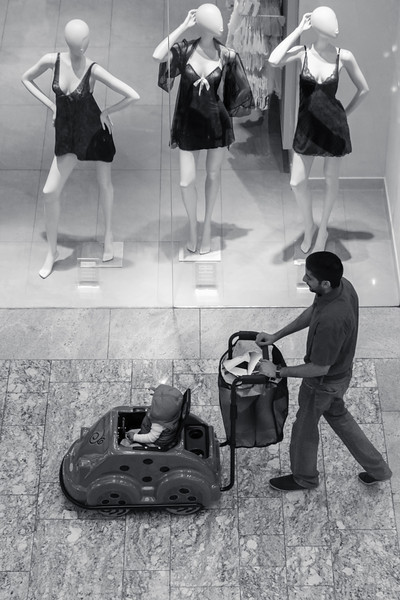 Shopping Mall photography at Mirdiff City Center