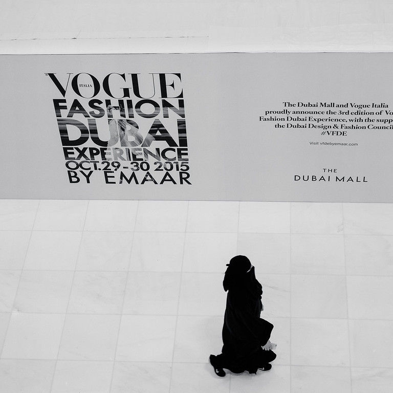 Vogue Fashion Dubai, Dubai Mall