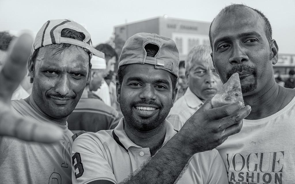 The people that built Dubai