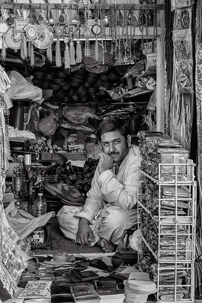 Shoe repair man - Satwa, Dubai