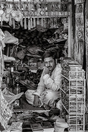 Shoe repair man - Satwa, Dubai