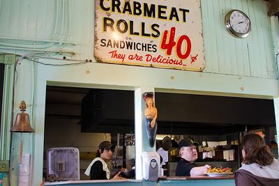 Crabmeat Rolls