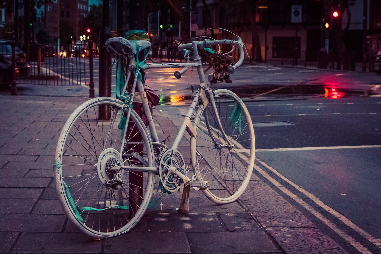 Ghost Bike