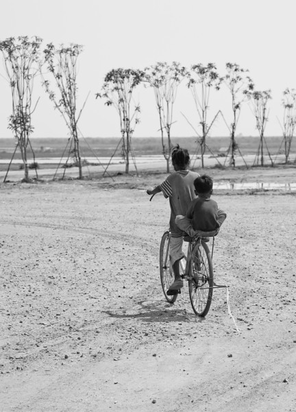 Let's Go Home  Tonle Sap, Cambodia
