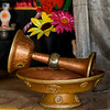 Bhutanse Chalice, Offering Bowl