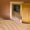 DOOR FRAME WITHIN DOOR FRAME, KOLMANSKOP