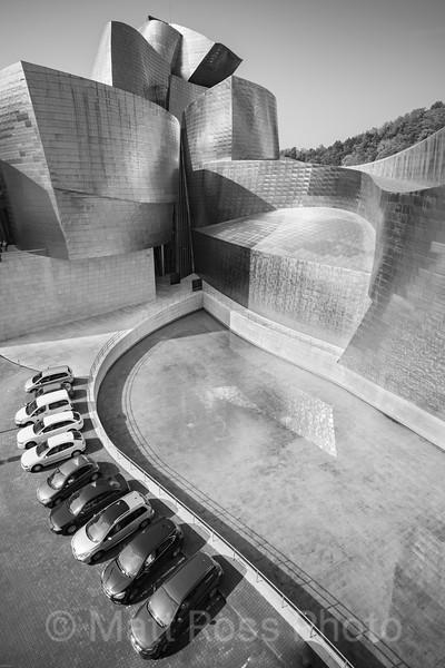 GUGENHEIM MUSEUM, SPAIN, III