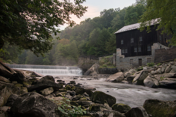 Summer Morning at McConnells Mill