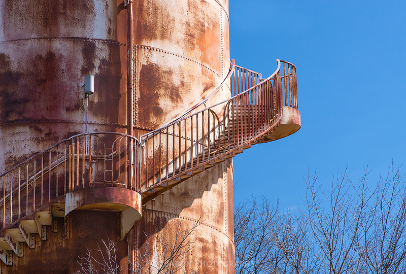 Tower Staircase