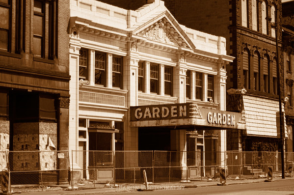 Garden Theatre Pittsburgh