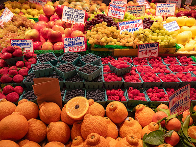 Pike Place Fruit Medley