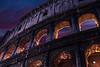 The Colusseum at Night