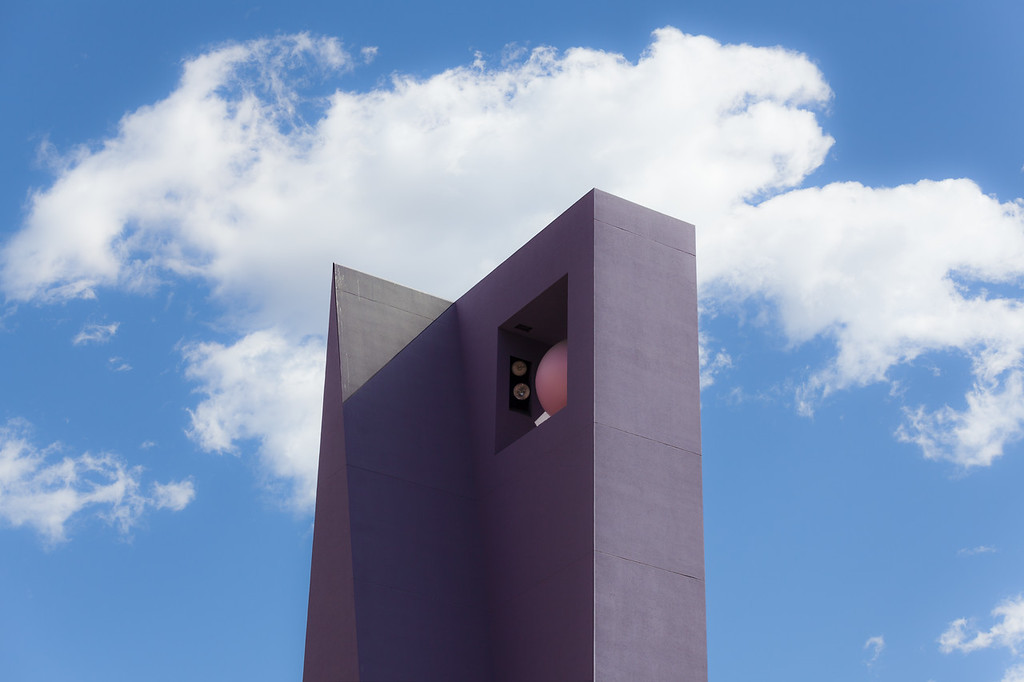 Tower, Pershing Square, Los Angeles