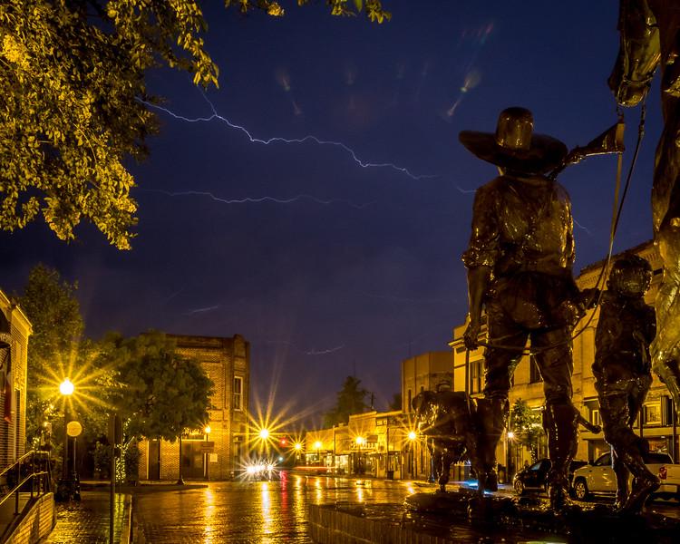 Stormy Nacogdoches