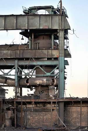 Stanton Ironworks Demolition