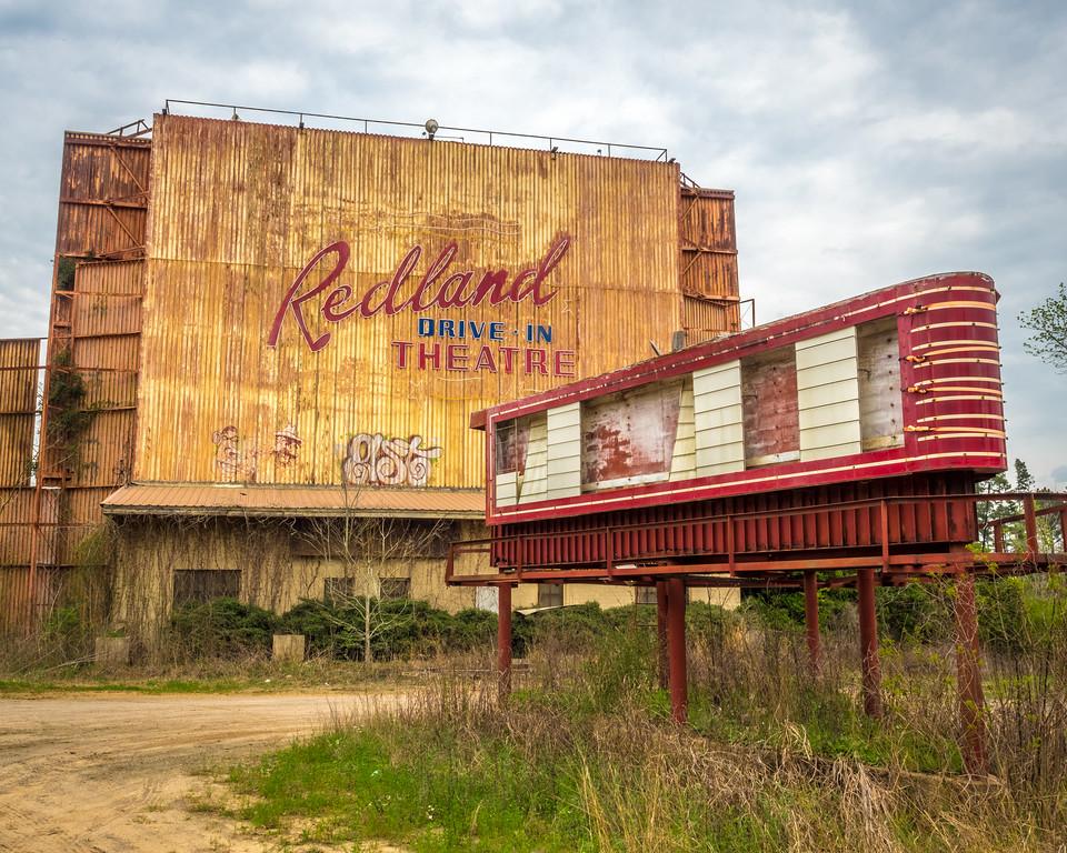 Redland Drive-In Theatre