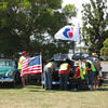 One of many magnificently restored Studebaker cars being judged Photo by S. Malikoff