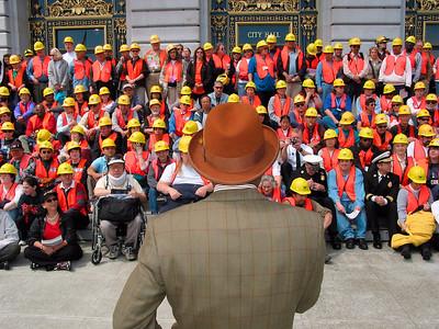 Mayor Willie Brown's Hat - San Francisco, CA