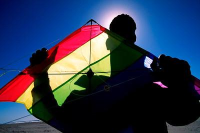 Ocean Beach Kite, San Francisco, CA