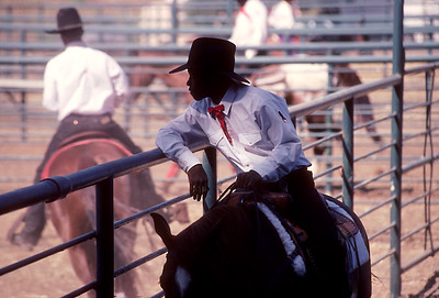 El Vaquero - Bill Pickett Rodeo, Dublin CA.