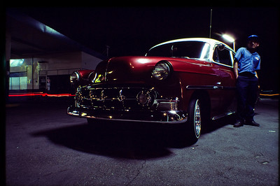Midnight Lowrider, Santa Barbara, CA