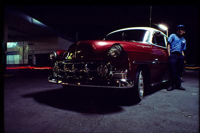 Midnight Lowrider, Santa Barbara, CA